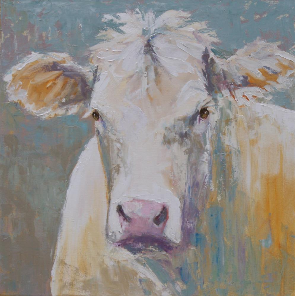 """another chance"" original fine art by Carol Carmichael"