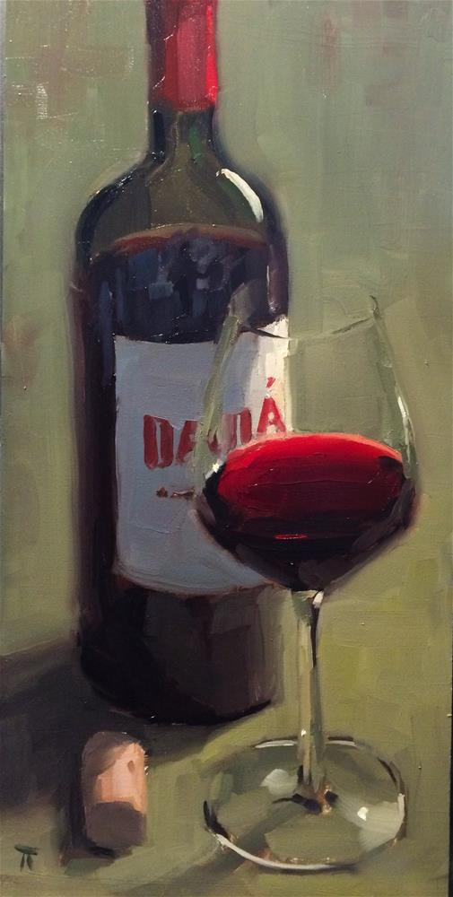 """DADÁ"" original fine art by Thomas Ruckstuhl"