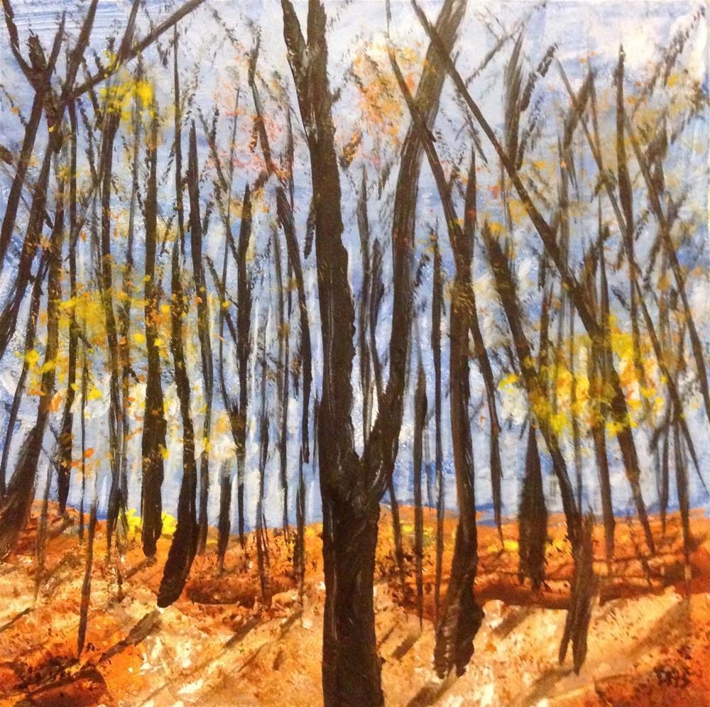 """""""Everchanging"""" original fine art by Dotty  Seiter"""