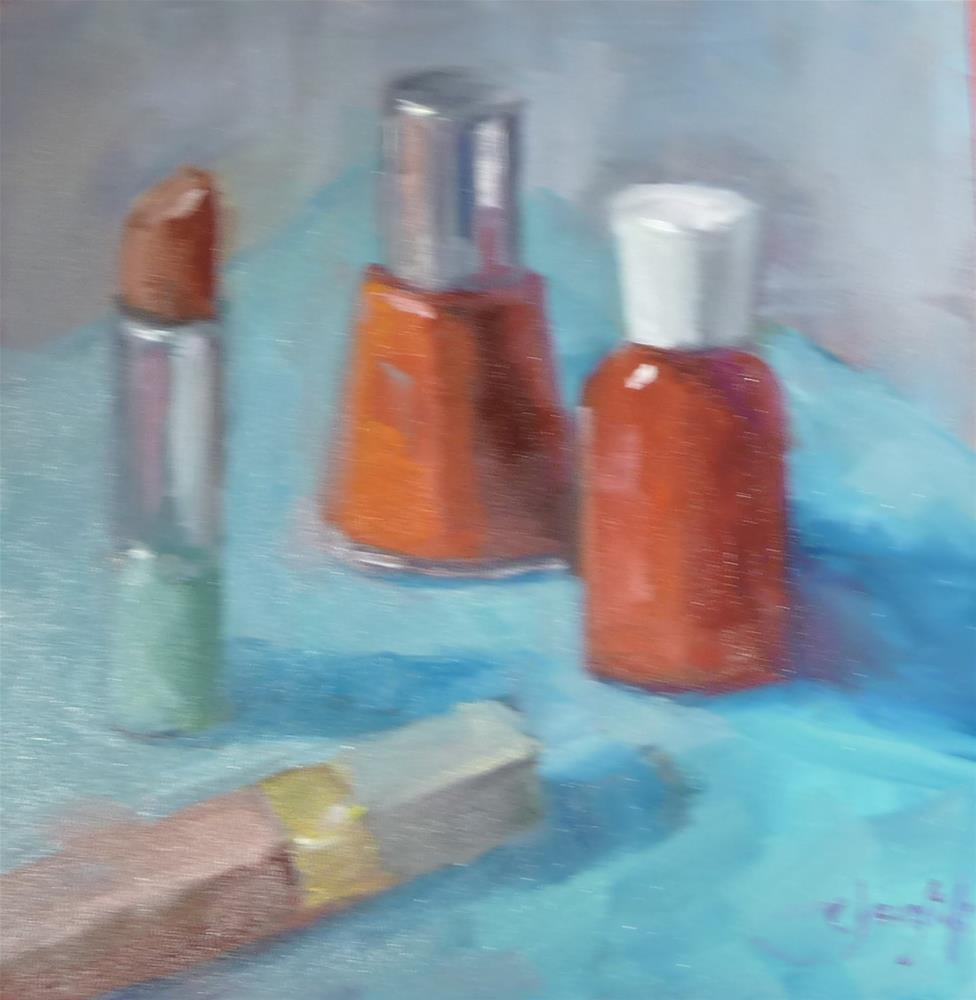 """favorites"" original fine art by Carol Josefiak"