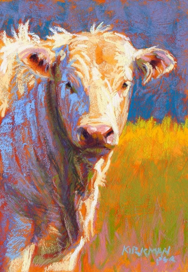 """""""Muenster"""" original fine art by Rita Kirkman"""