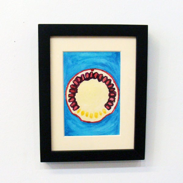 """Fruitful IV"" original fine art by Bonnie Fillenwarth"