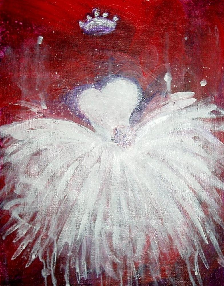 """Tutu"" original fine art by Gerri Obrecht"