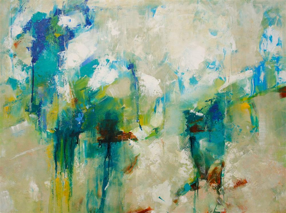 """Equa"" original fine art by Elizabeth Chapman"