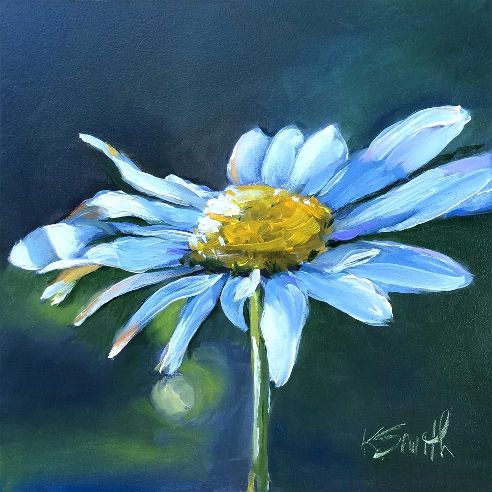 """mindfulness"" original fine art by Kim Smith"