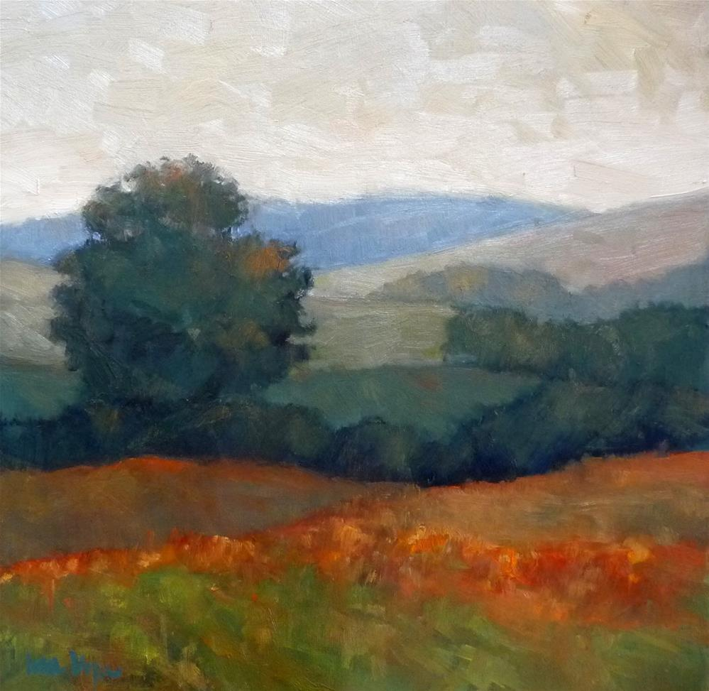 """Fields of Color"" original fine art by Lisa Kyle"