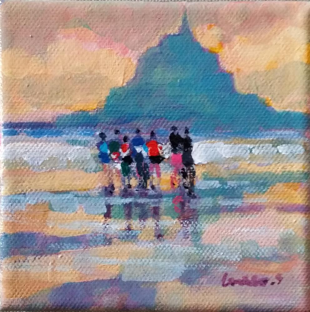"""Bretagne"" original fine art by salvatore greco"