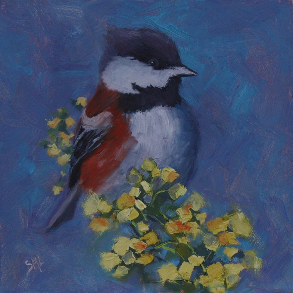 """""""Mellow"""" original fine art by Sheila Marie"""
