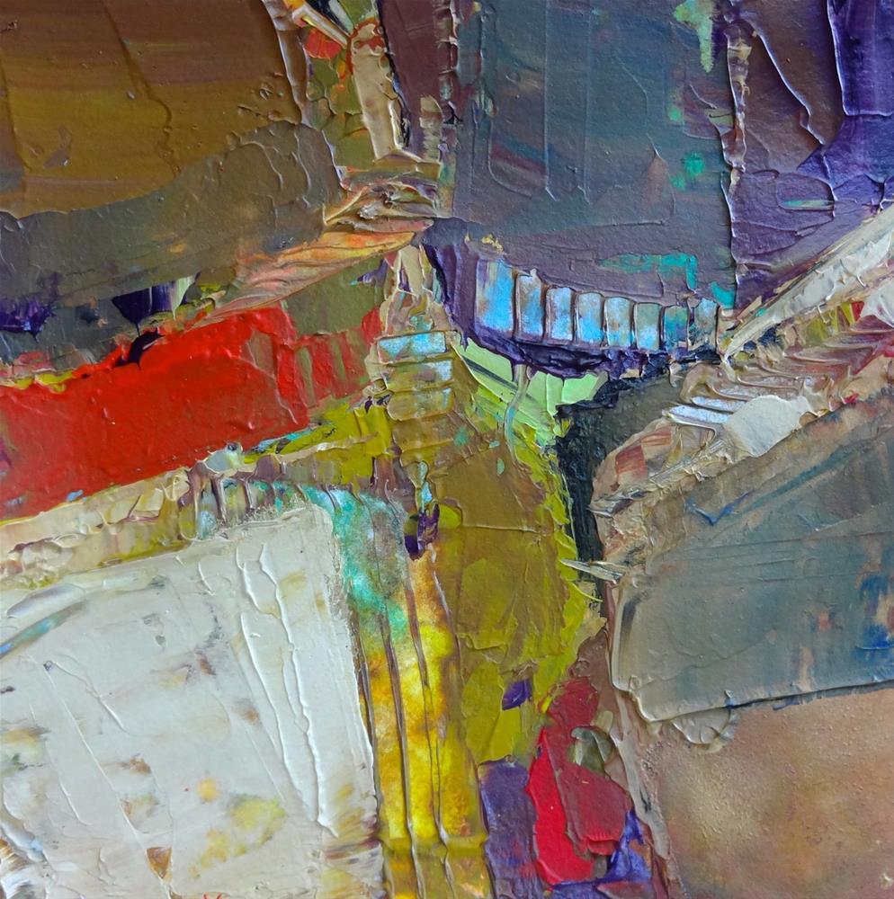 """Pana"" original fine art by Elizabeth Chapman"