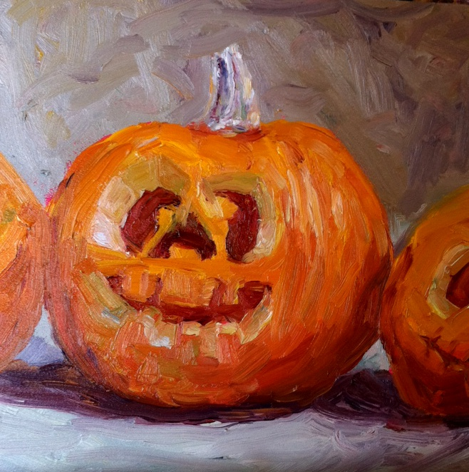 A Day Late, or Two.... original fine art by Kristen Dukat