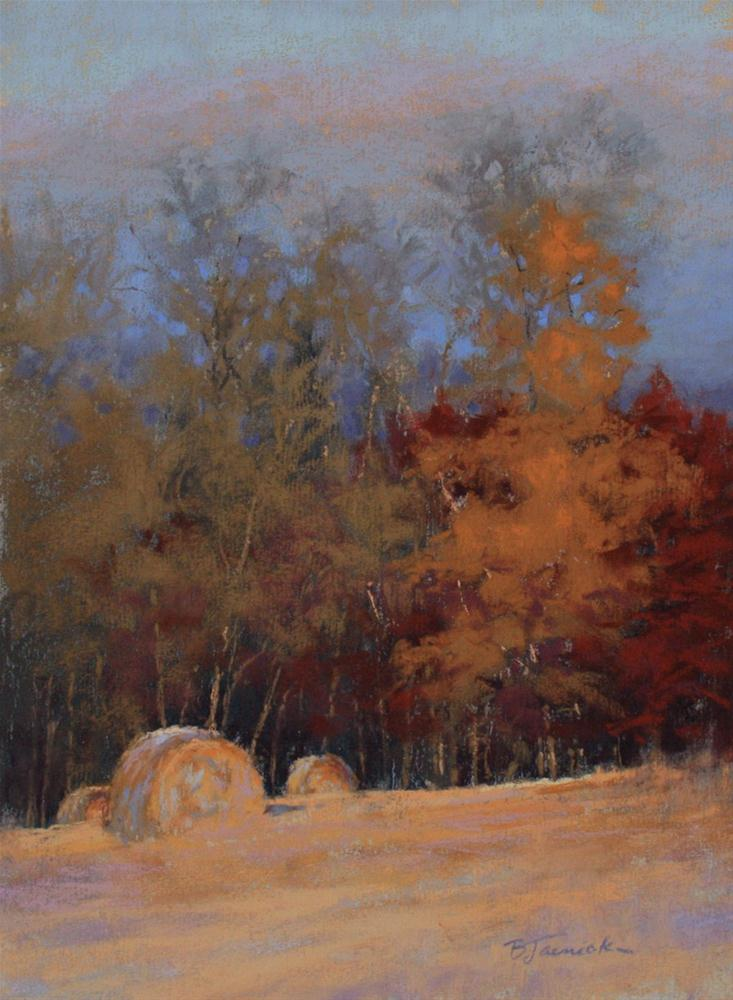 """A Welcome Change"" original fine art by Barbara Jaenicke"