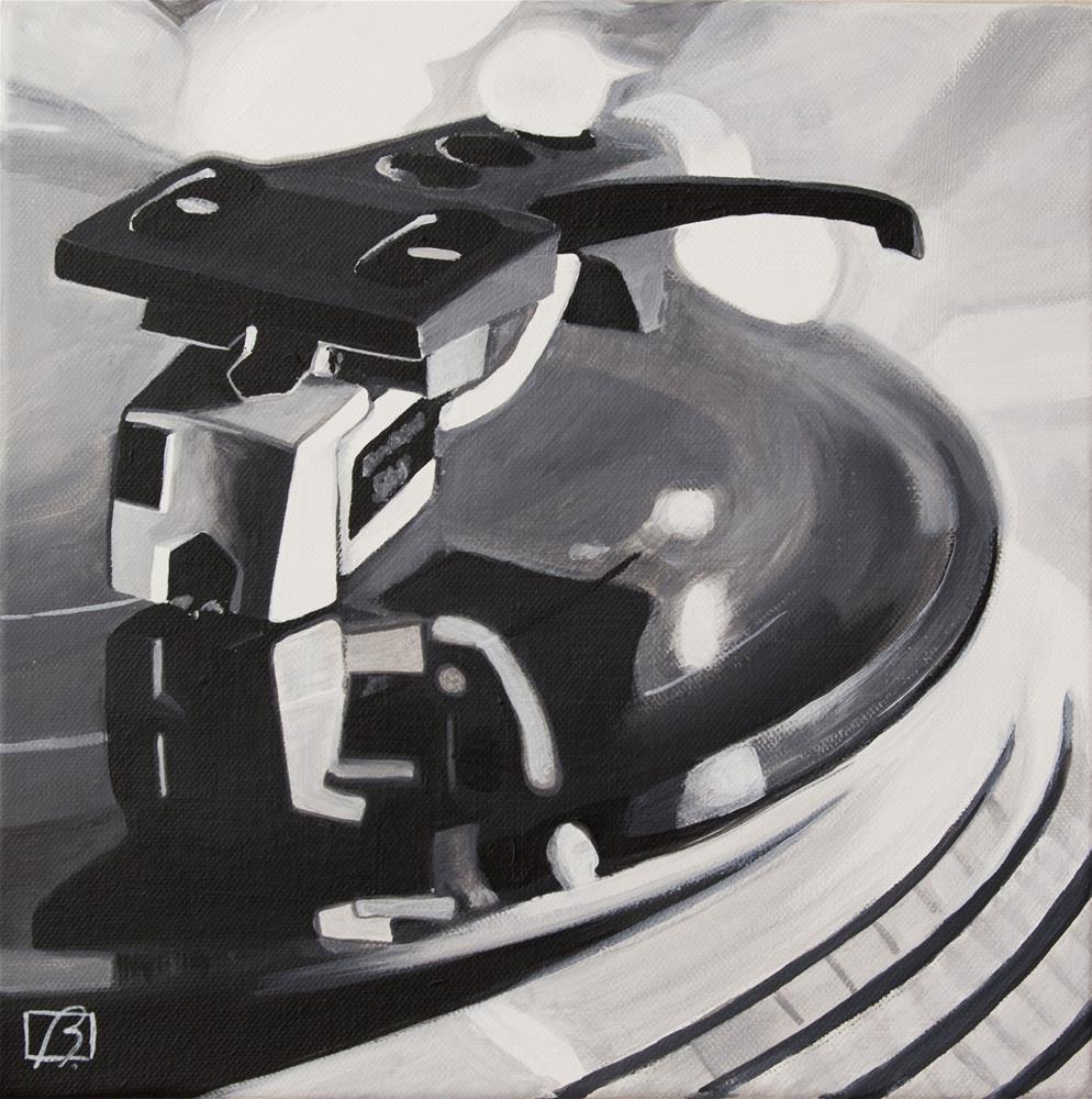 """Shades of Grey"" original fine art by Andre Beaulieu"