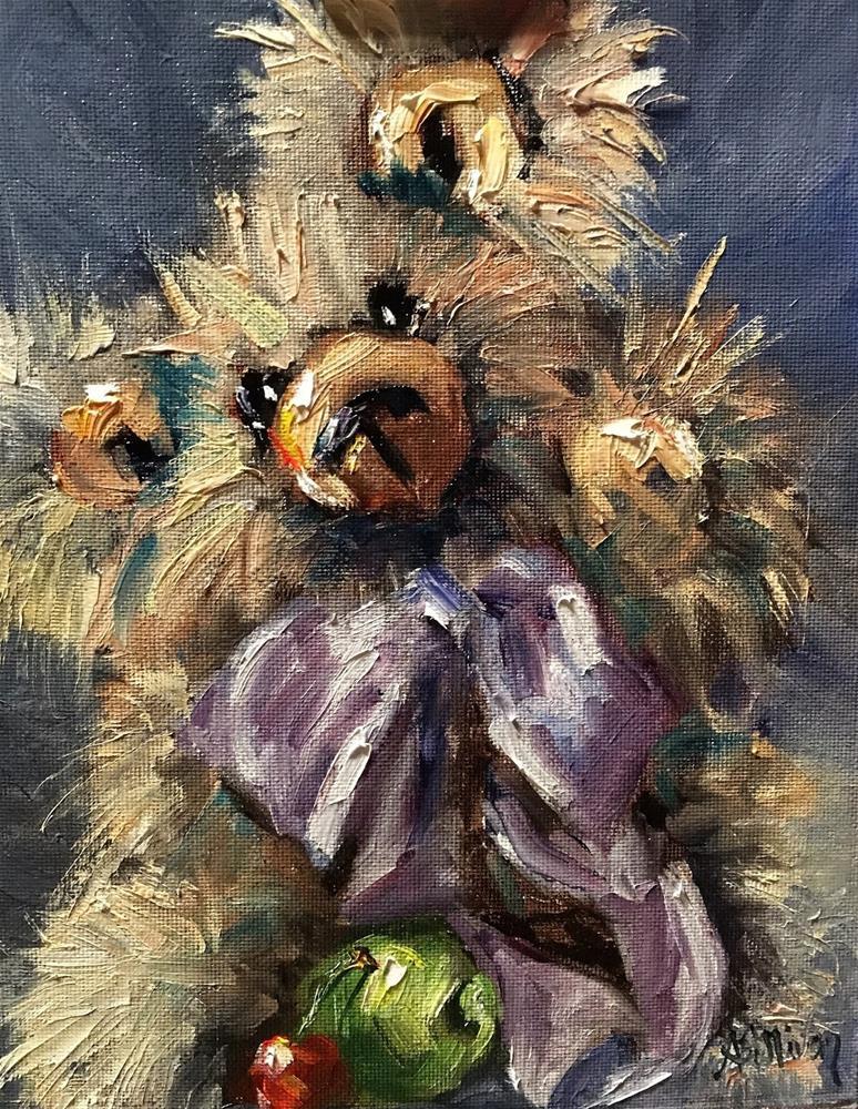 """Choices still life painting by Alabama Artist Angela Sullivan"" original fine art by Angela Sullivan"