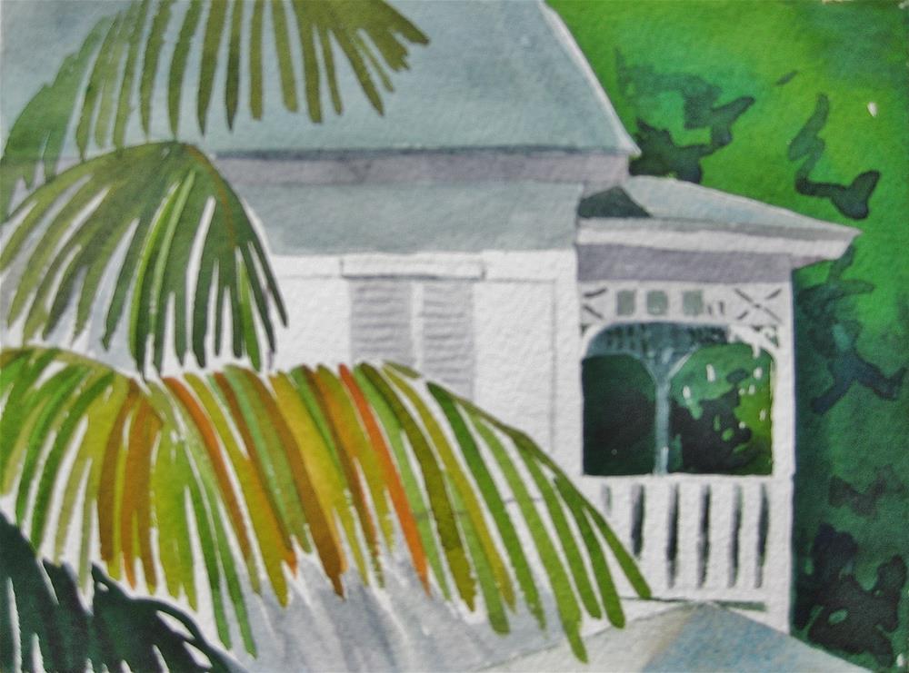 """""""North view"""" original fine art by Priscilla Bohlen"""