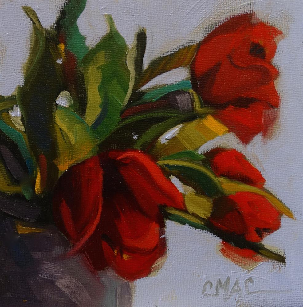"""Mother's Day"" original fine art by Carolyn McDonald"