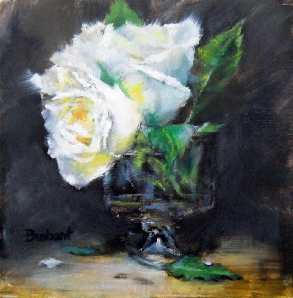 """Humility"" original fine art by Jill Brabant"