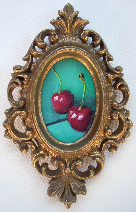 """Who's the Fairest..."" original fine art by Karen Boe"