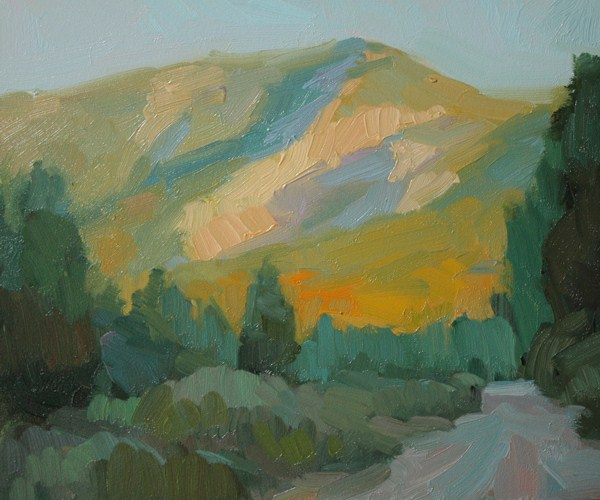 """Back Road Utah"" original fine art by Kathryn Townsend"