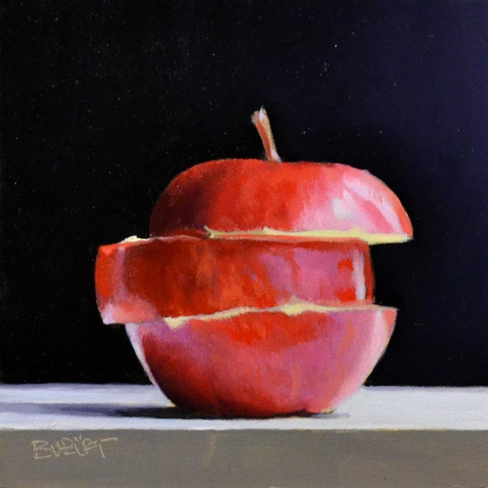 """""""#370 Fuji Slice #1"""" original fine art by Brian Burt"""