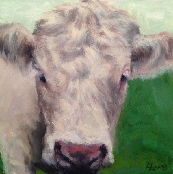"""Seriously?"" original fine art by Lori L. Lamb"