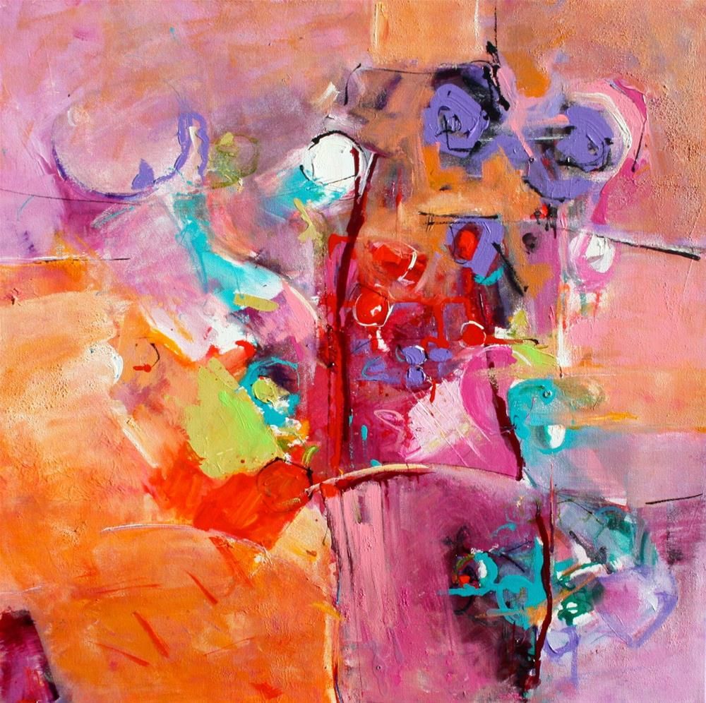 """Grata"" original fine art by Elizabeth Chapman"