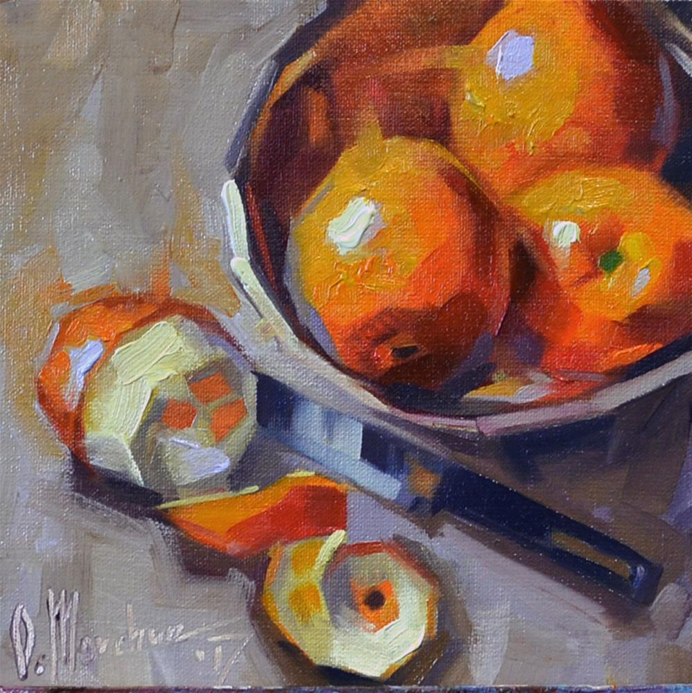 """Vitamins"" original fine art by Oleksii Movchun"