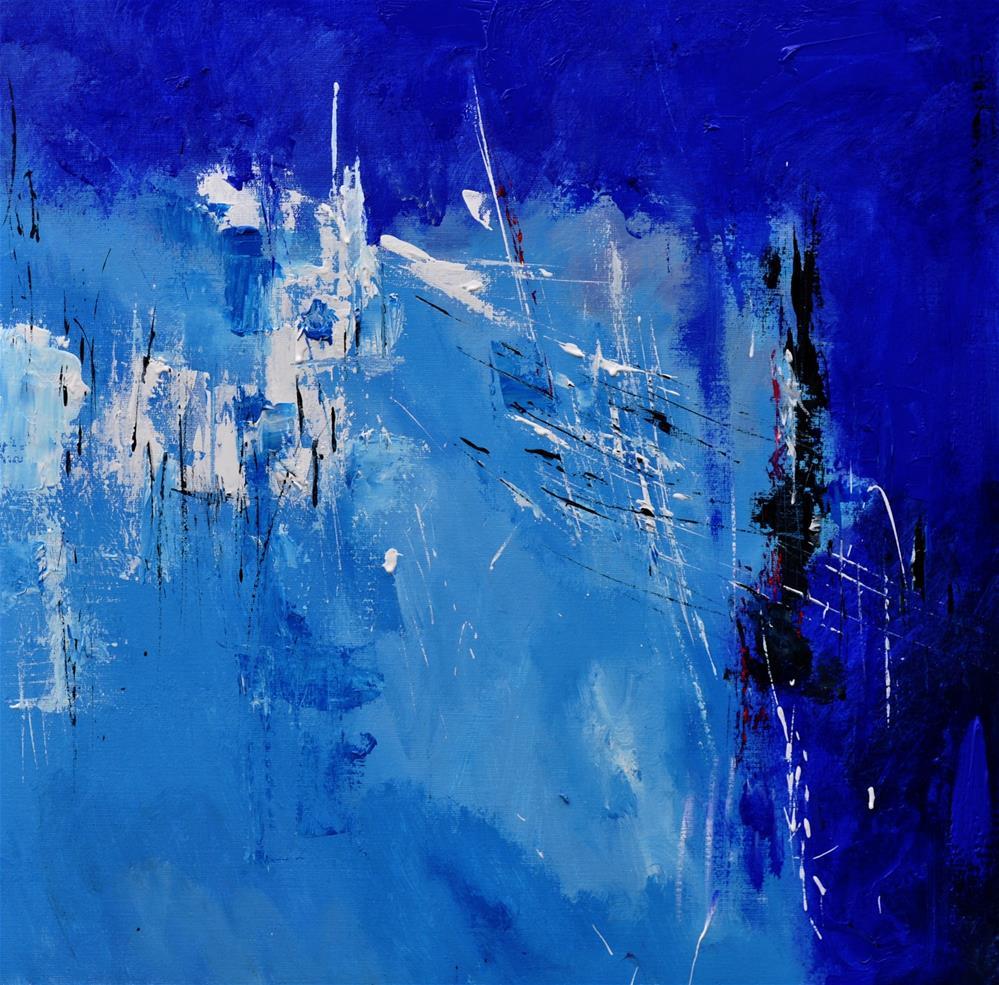 """""""Untitled"""" original fine art by Pol Ledent"""