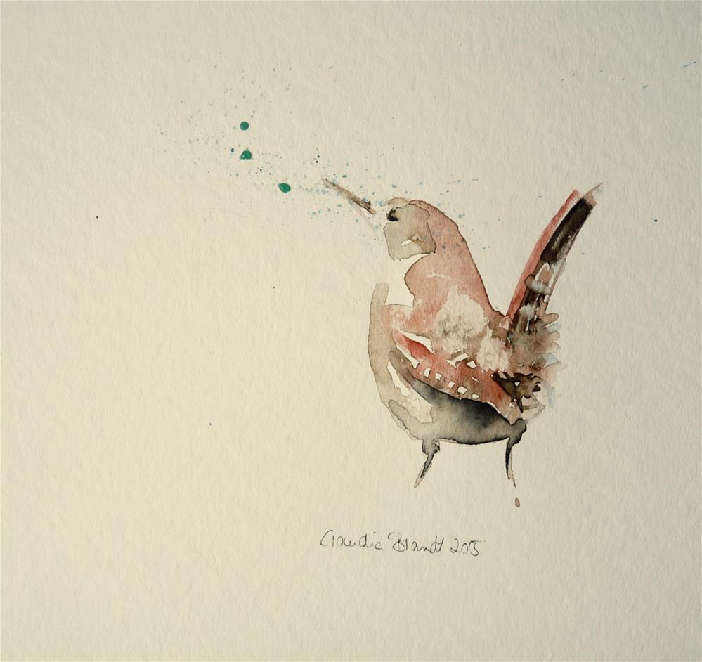 """small"" original fine art by Claudia Brandt"