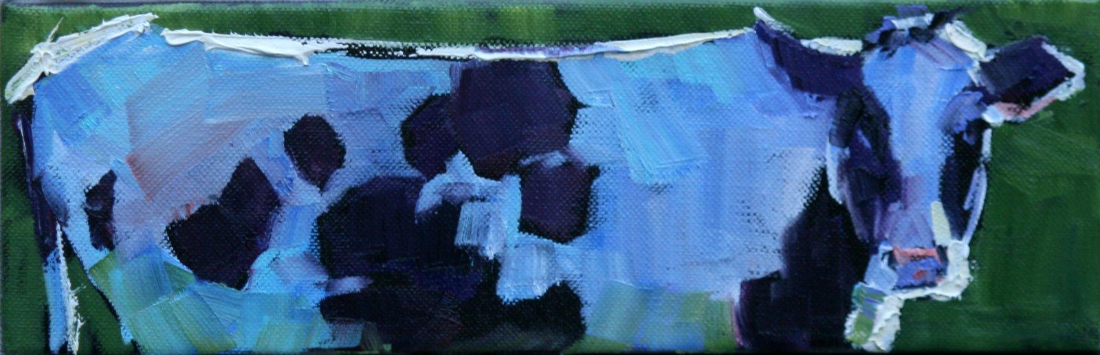 """spot"" original fine art by Carol Carmichael"