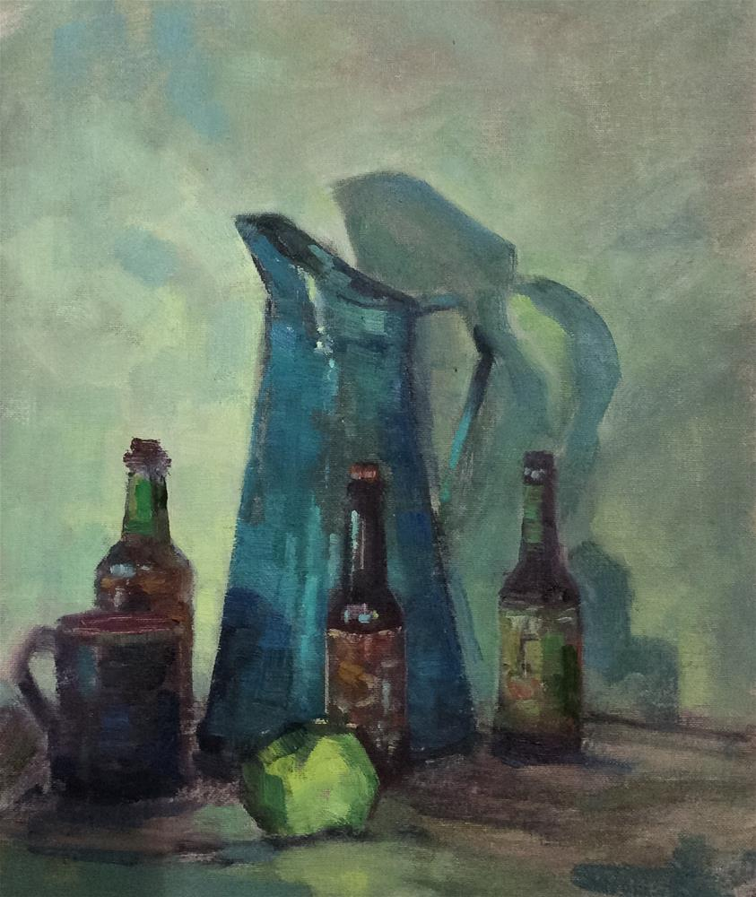 """Still Life"" original fine art by John Shave"
