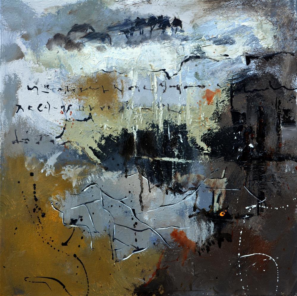 """abstract 4461702"" original fine art by Pol Ledent"