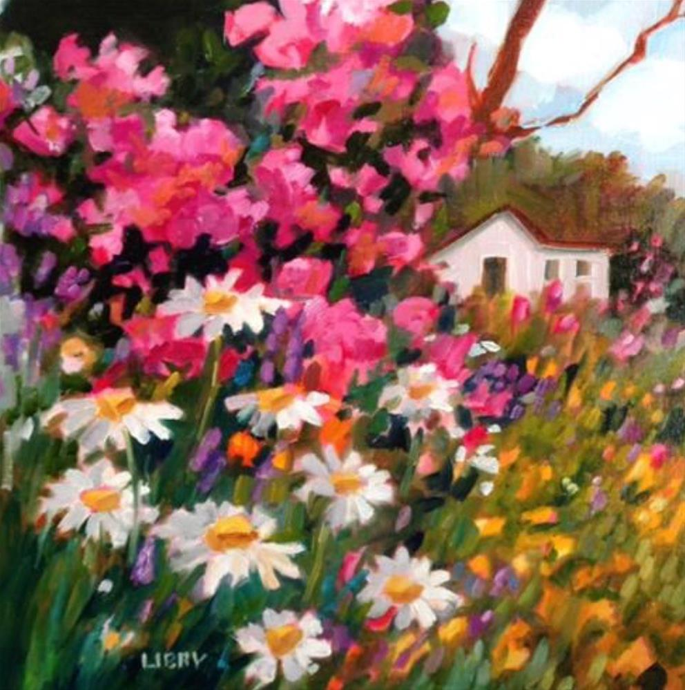 """""""Beauty of Nature"""" original fine art by Libby Anderson"""