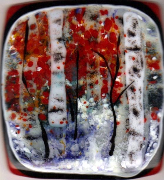 """""""Early Winter"""" original fine art by Kristen Dukat"""