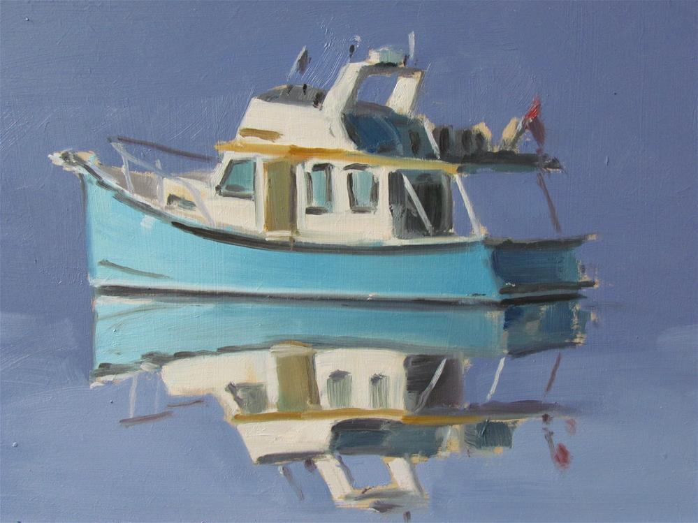 """reflets"" original fine art by gilles Poulizac"
