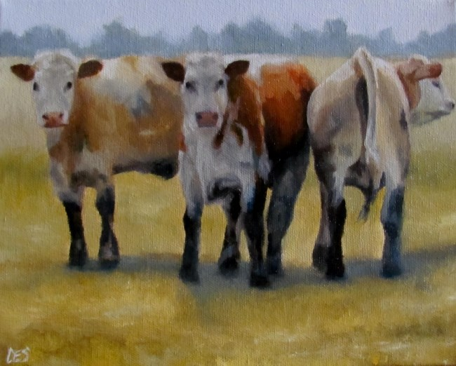 """Be Different"" original fine art by ~ces~ Christine E. S. Code"