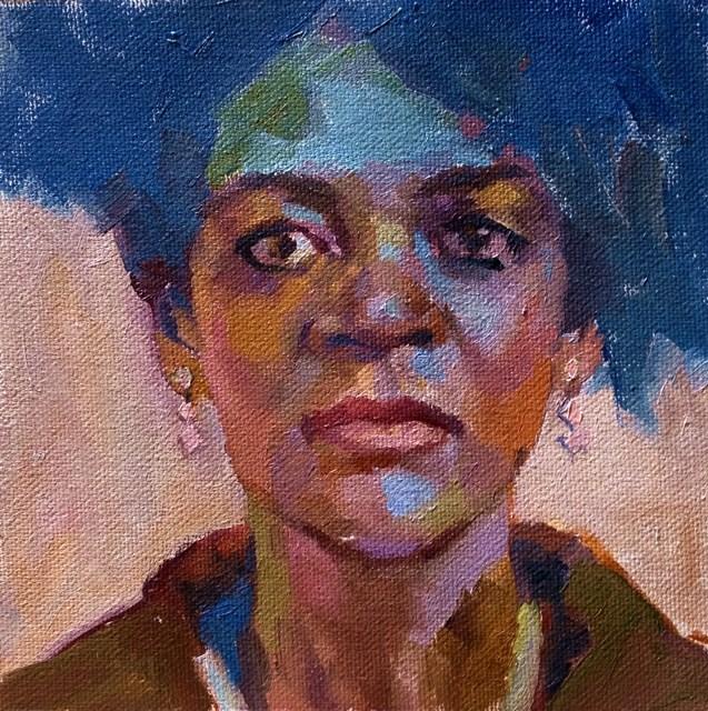 """Small Series #49"" original fine art by Katie Wilson"