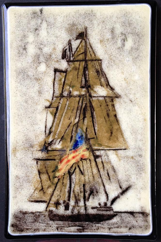 """""""Niagara"""" original fine art by Kristen Dukat"""