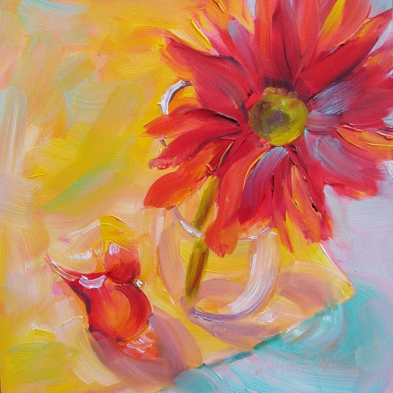 """More Color - 144"" original fine art by Laura  Buxo"
