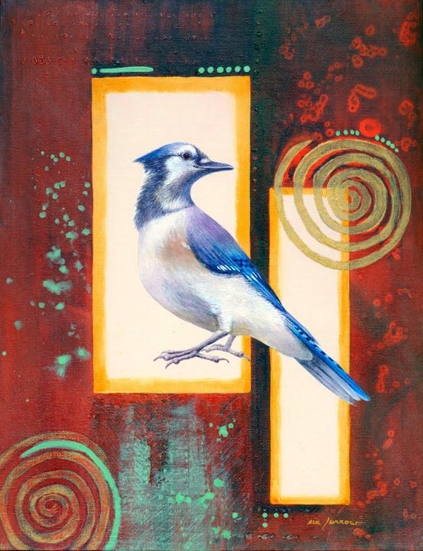 """Original Art for Auction on Ebay"" original fine art by Sue Furrow"