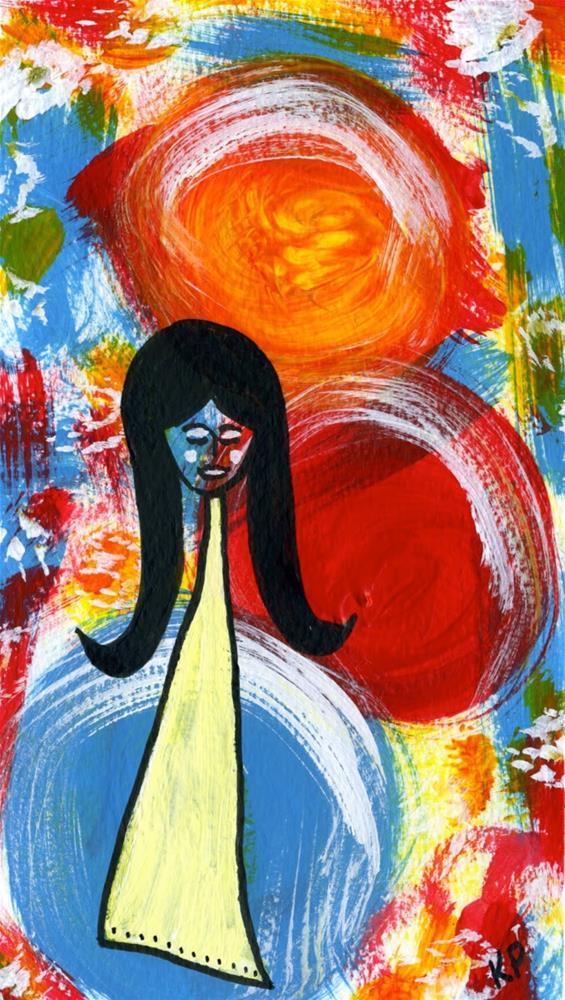 """""""Got the Moves"""" original fine art by Kali Parsons"""