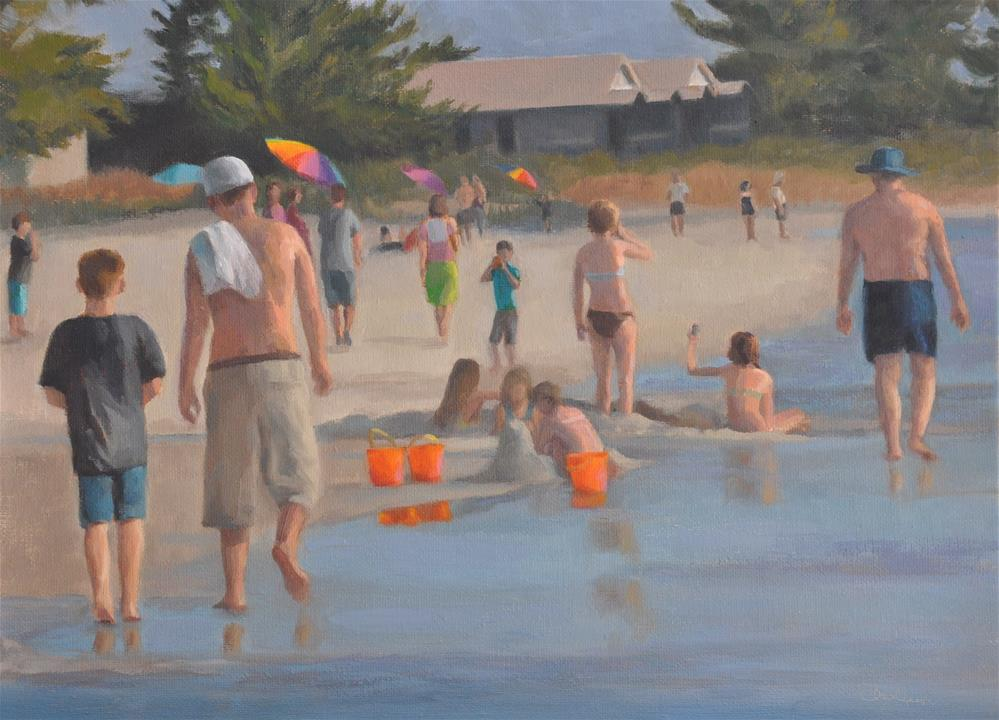 """""""Anna Maria Island"""" original fine art by Cheryl Meehan"""