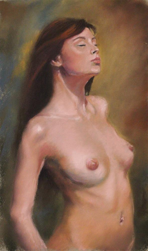 """untitled nude"" original fine art by Marco Vazquez"