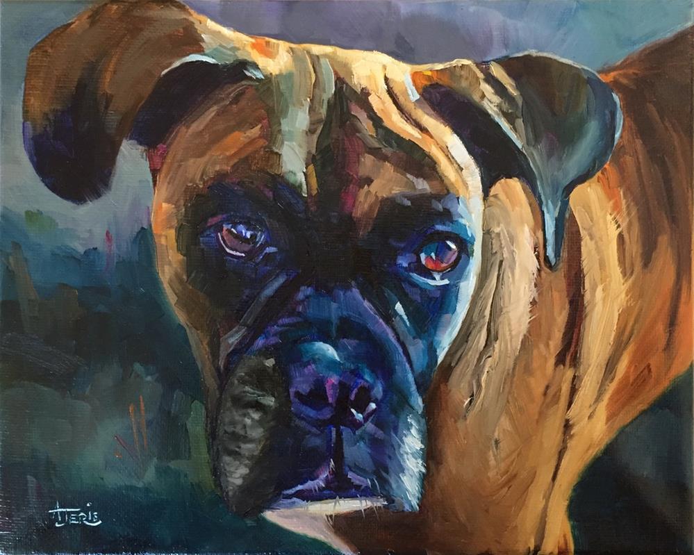 """""""Lucy"""" original fine art by Andrea Jeris"""