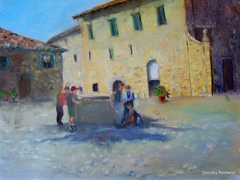 ""\Boys on spring break in Ital]y"" original fine art by Dorothy Redland1000|749|?|d4fa0773d1895741cee686645ad31fb3|False|UNLIKELY|0.3000776469707489