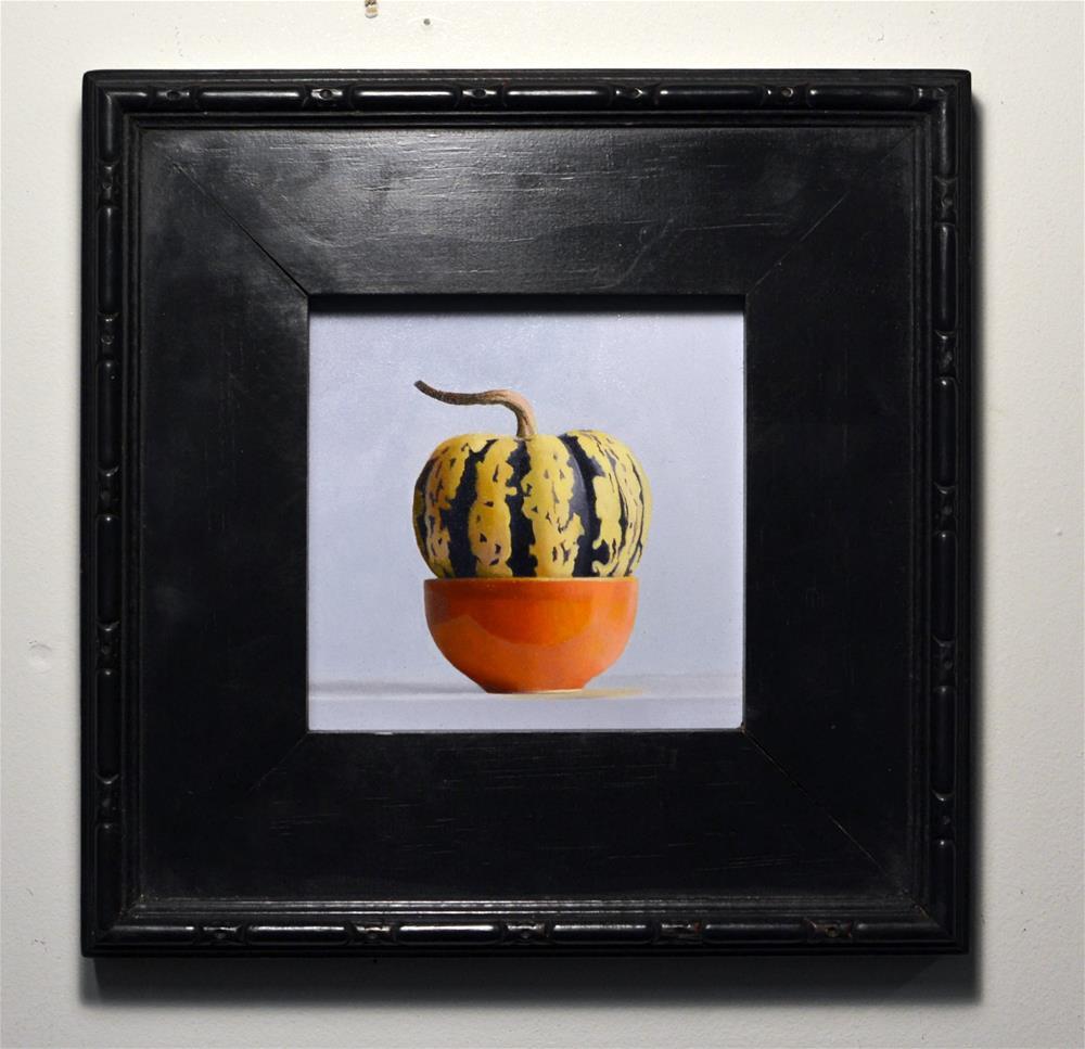 """Autumn"" original fine art by Brian Burt"