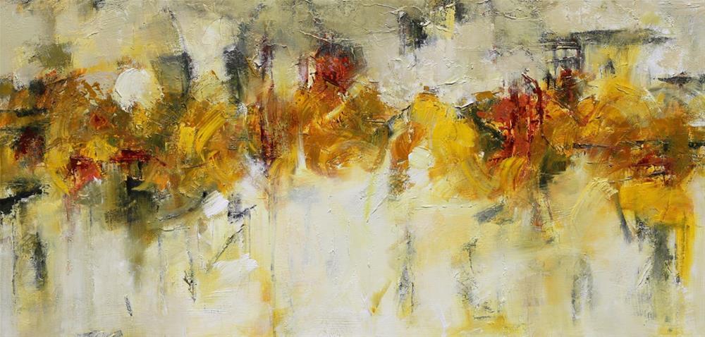 """Emotive"" original fine art by Elizabeth Chapman"