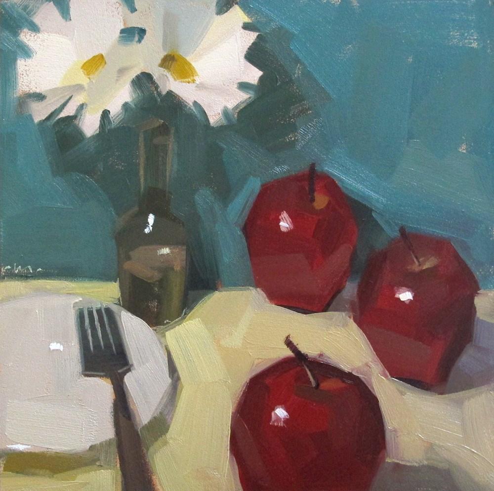 """Loose Gathering"" original fine art by Carol Marine"