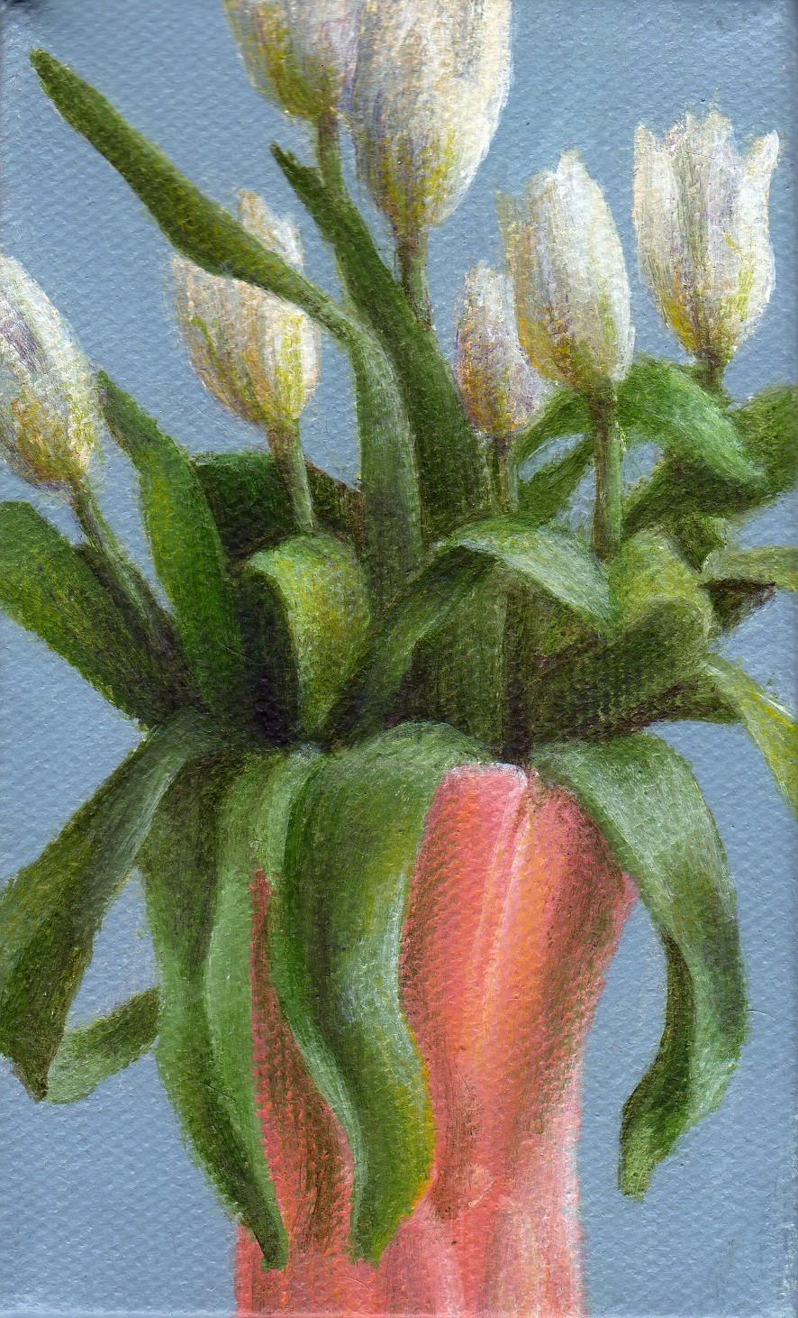 """Spring Bouquet"" original fine art by Debbie Shirley"