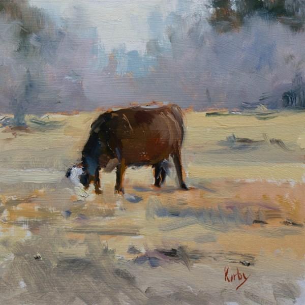 """Pickings"" original fine art by Randall Cogburn"