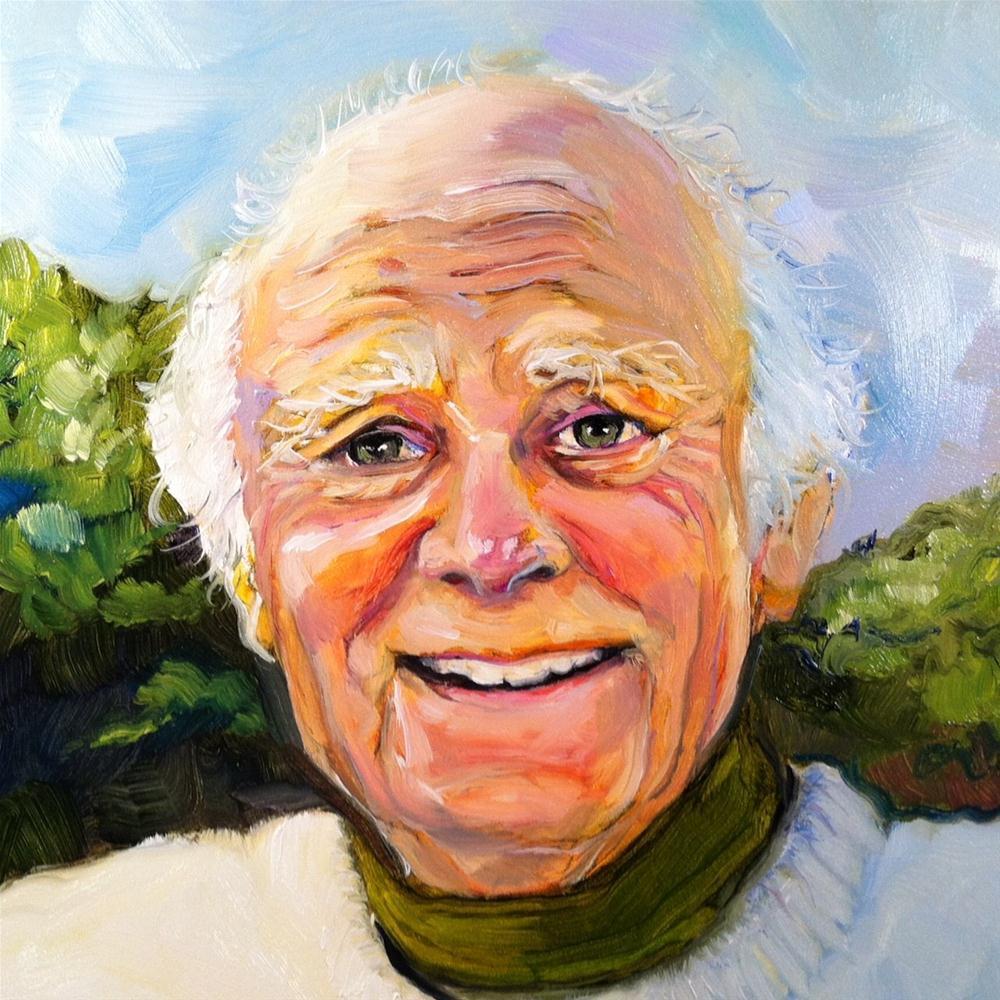 """Patrick O'Riordan"" original fine art by Terri Buchholz"